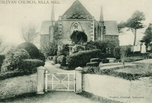 Wesleyan Church, Rilla Mill